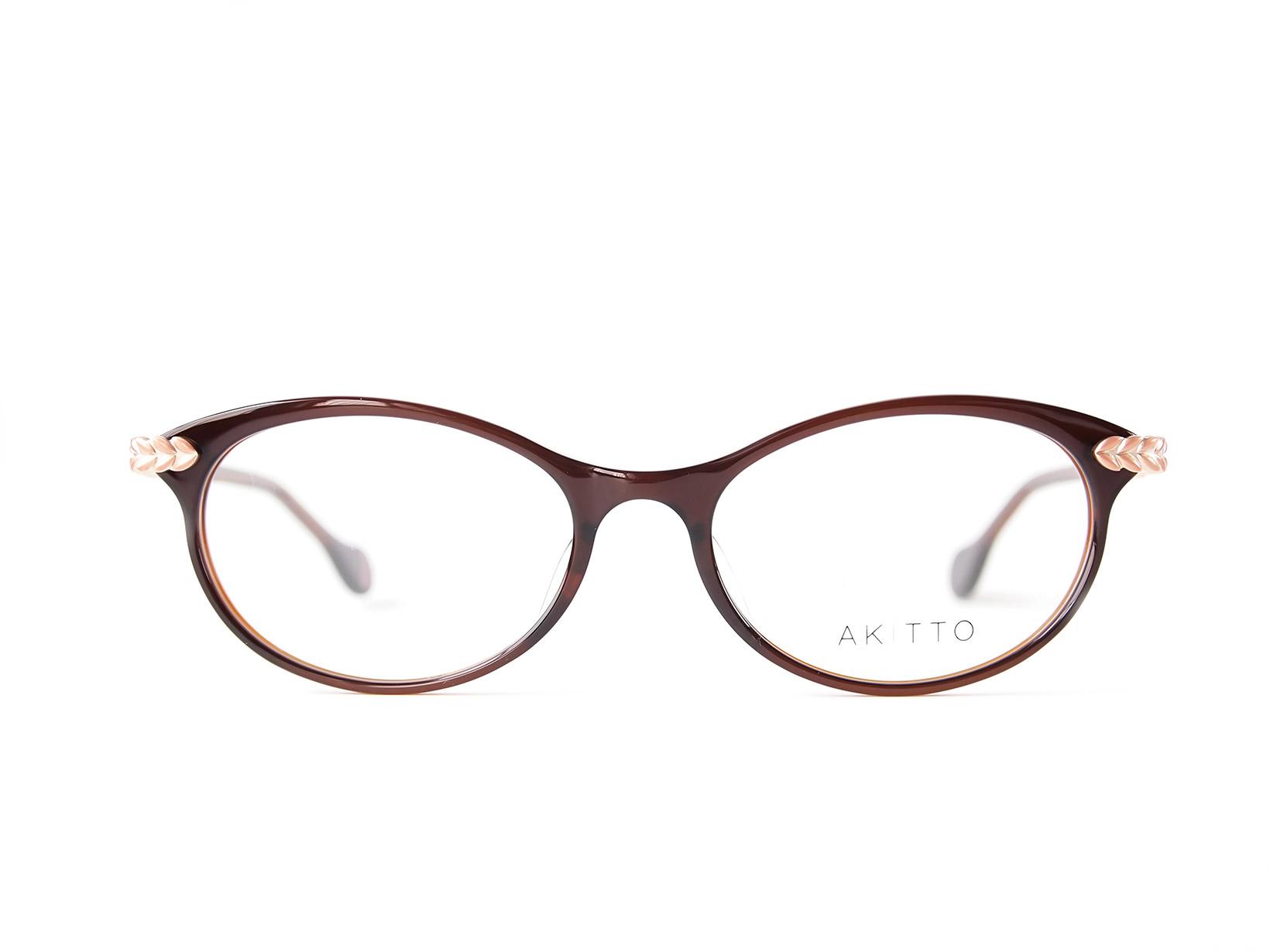 AKITTO 2016-3rd rey-p size:51□17 material:acetate+titanium price:44,500-(+tax)
