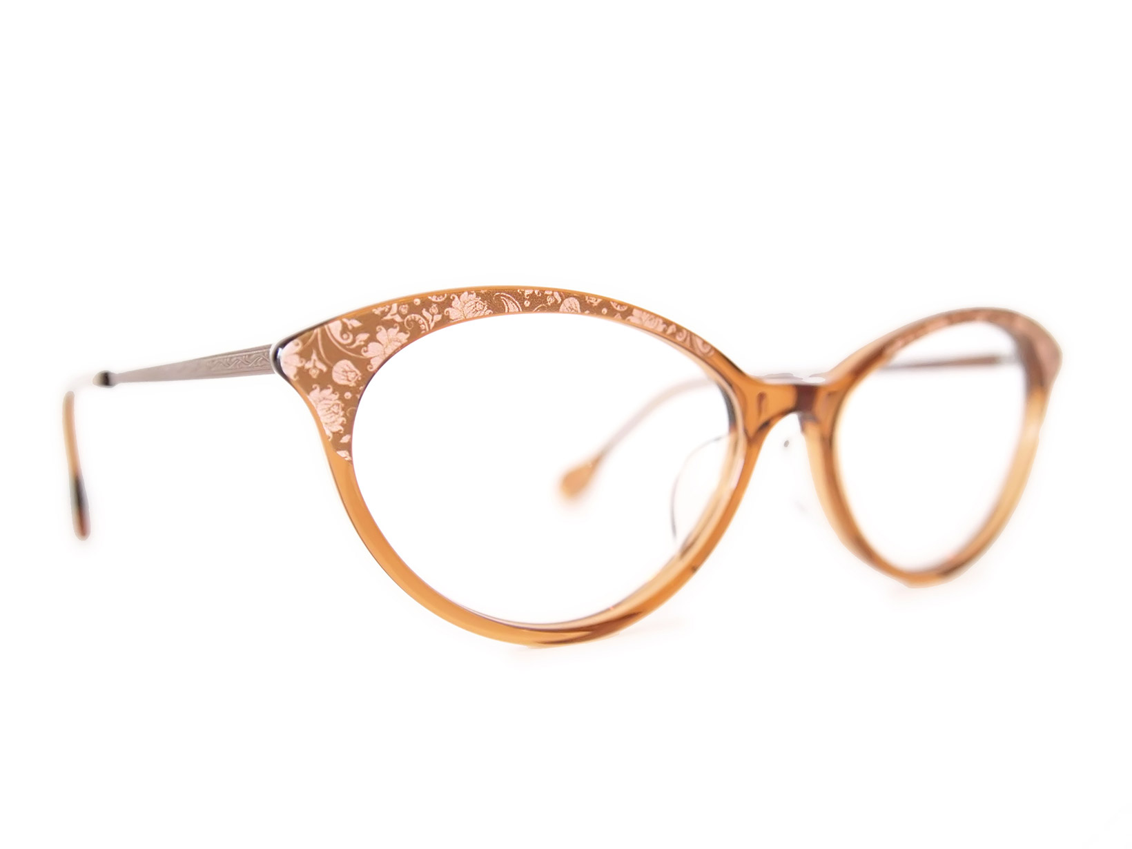 AKITTO 2016-1st sof color|BR size:52□17 material:acetate+titanium price:42,000-(+tax)