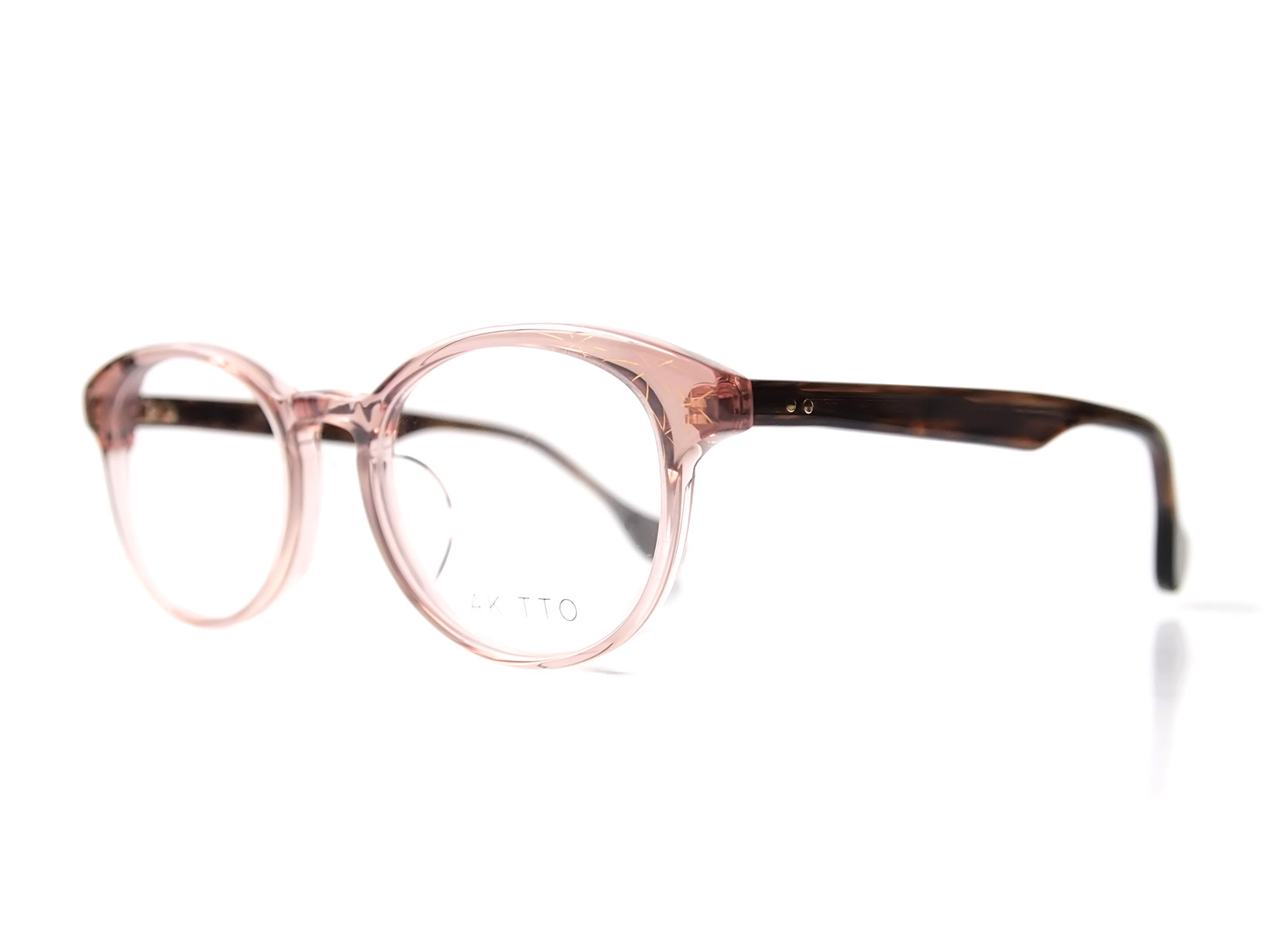 AKITTO 2017-3rd kin color 189 size:48□19 material: acetate+gold price:39800-(+tax)