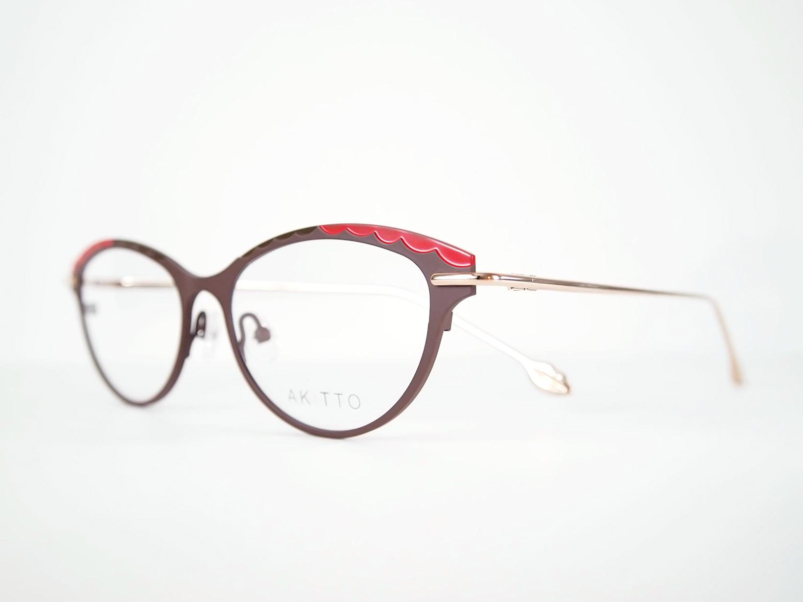 AKITTO 2017-4th cut color BR size:50□16 material:titanium price:¥44,500-(+tax)