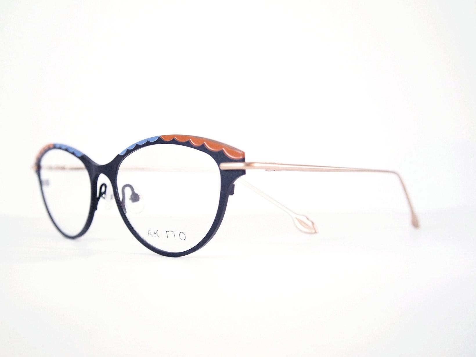 AKITTO 2017-4th cut color|NV size:50□16 material:titanium price:¥44,500-(+tax)