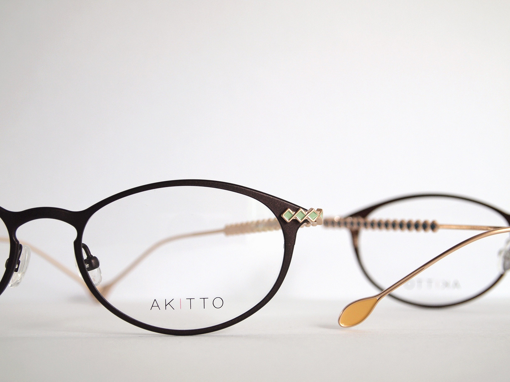 AKITTO 2020-3rd lin1 size:51□17 material:titanium price:¥44,500(+tax)