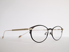 AKITTO 2020-3rd lin1 color:DB size:51□17 material:titanium price:¥44,500(+tax)