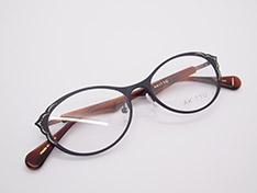 AKITTO 2020-4th mal color|NV size:51□16 material:titanium+enamel+acetate price:¥44,500-(+tax)