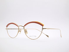 AKITTO 2021-1st pin15 color|PK size:51□19 material:titanium+acetate price:¥42,000-(+tax)
