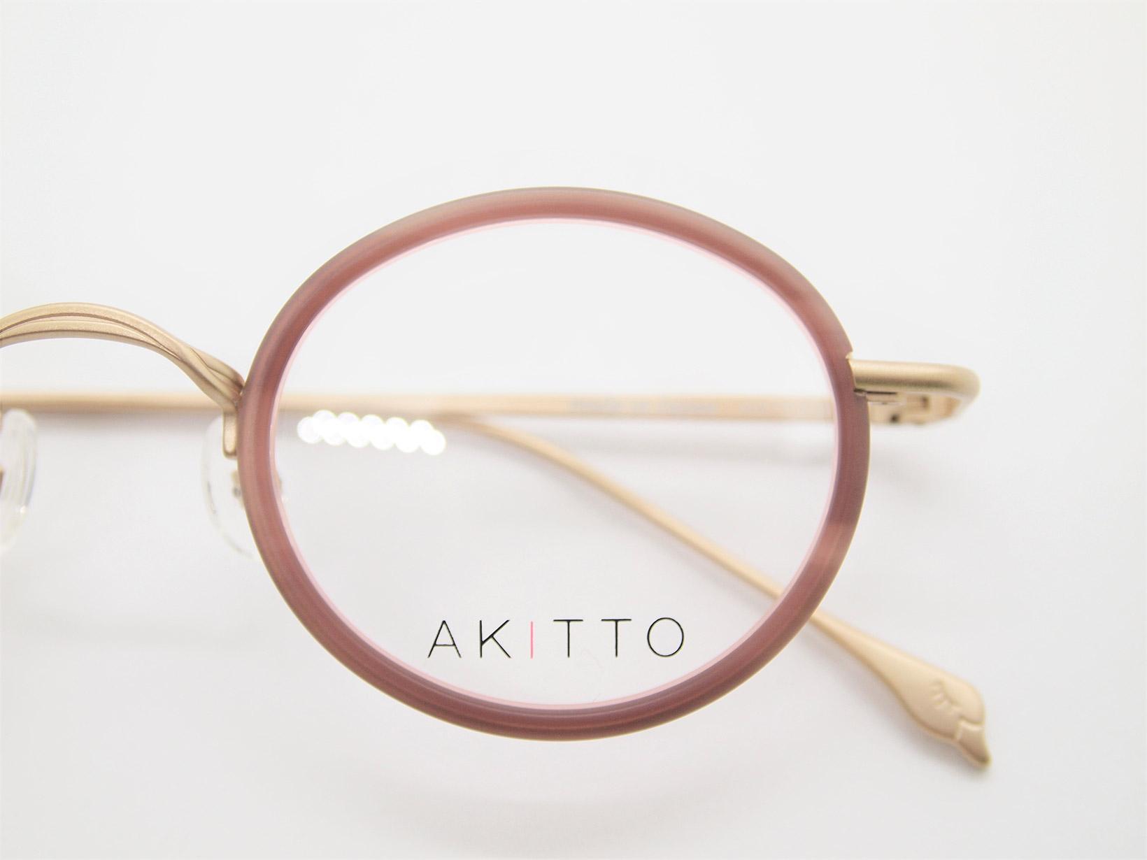 AKITTO 2021-2nd eti size:41□25 material:titanium+acetate price:¥46,200-(税込み)