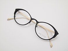 AKITTO 2021-3rd bob color|BK size:49□19 material:titanium price:¥46,200-(税込み)
