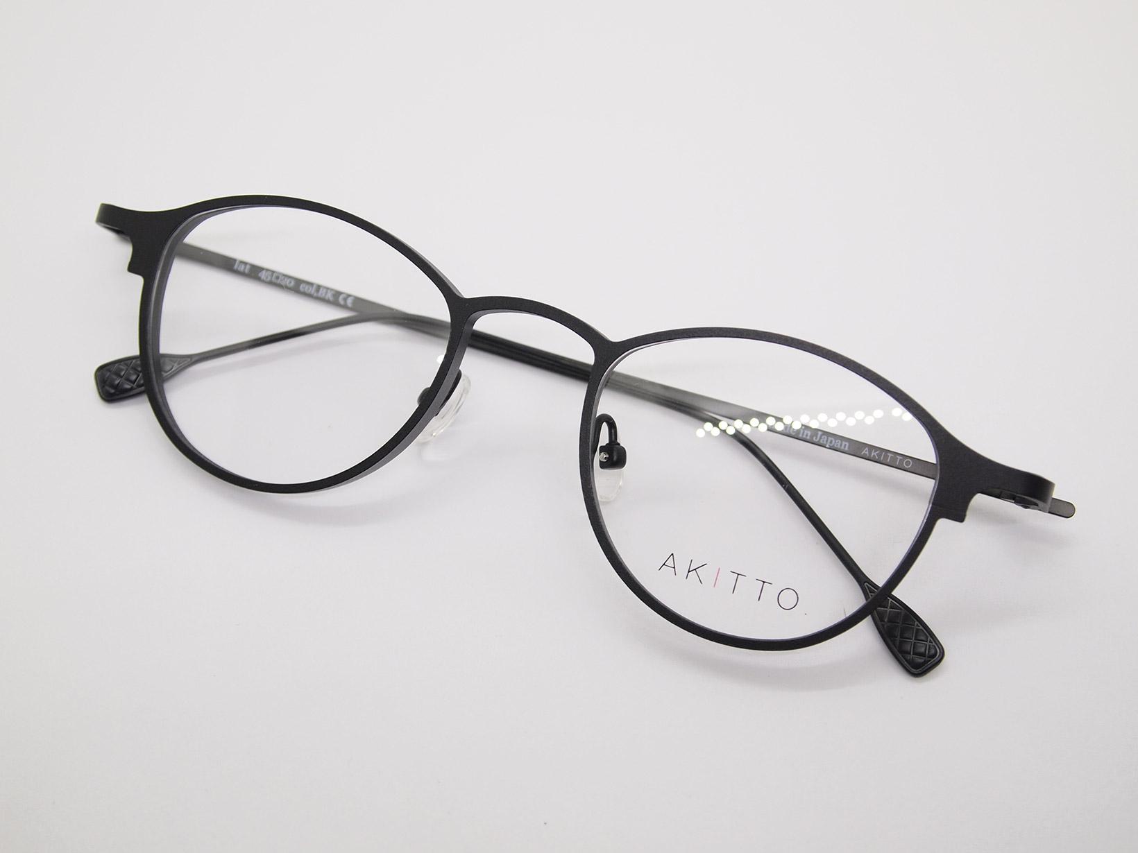 AKITTO 2021-4th lat color|BK size:45□20 material:titanium price:¥46,200-(税込み)