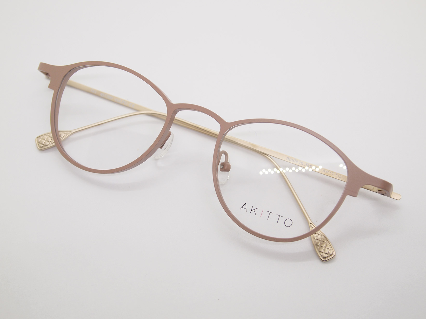 AKITTO 2021-4th lat color|PG size:45□20 material:titanium price:¥46,200-(税込み)