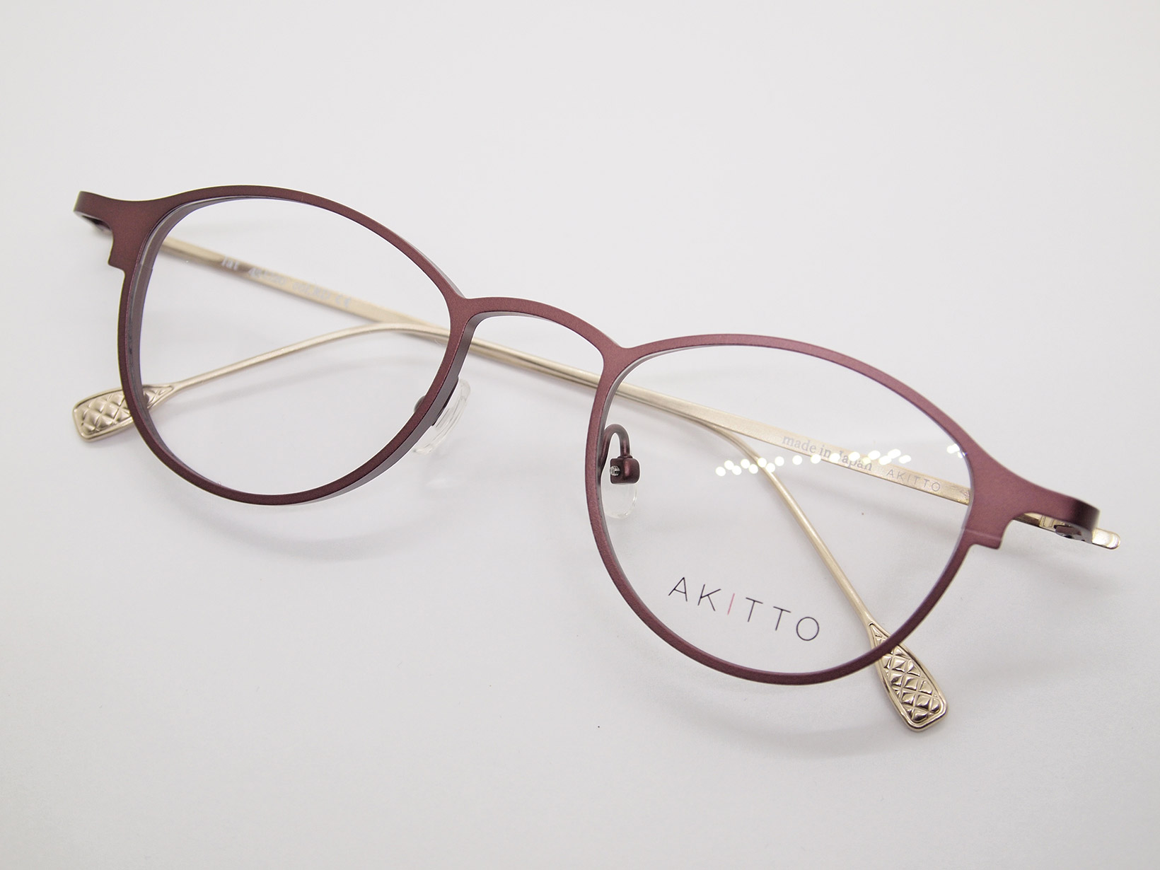 AKITTO 2021-4th lat color|RD size:45□20 material:titanium price:¥46,200-(税込み)