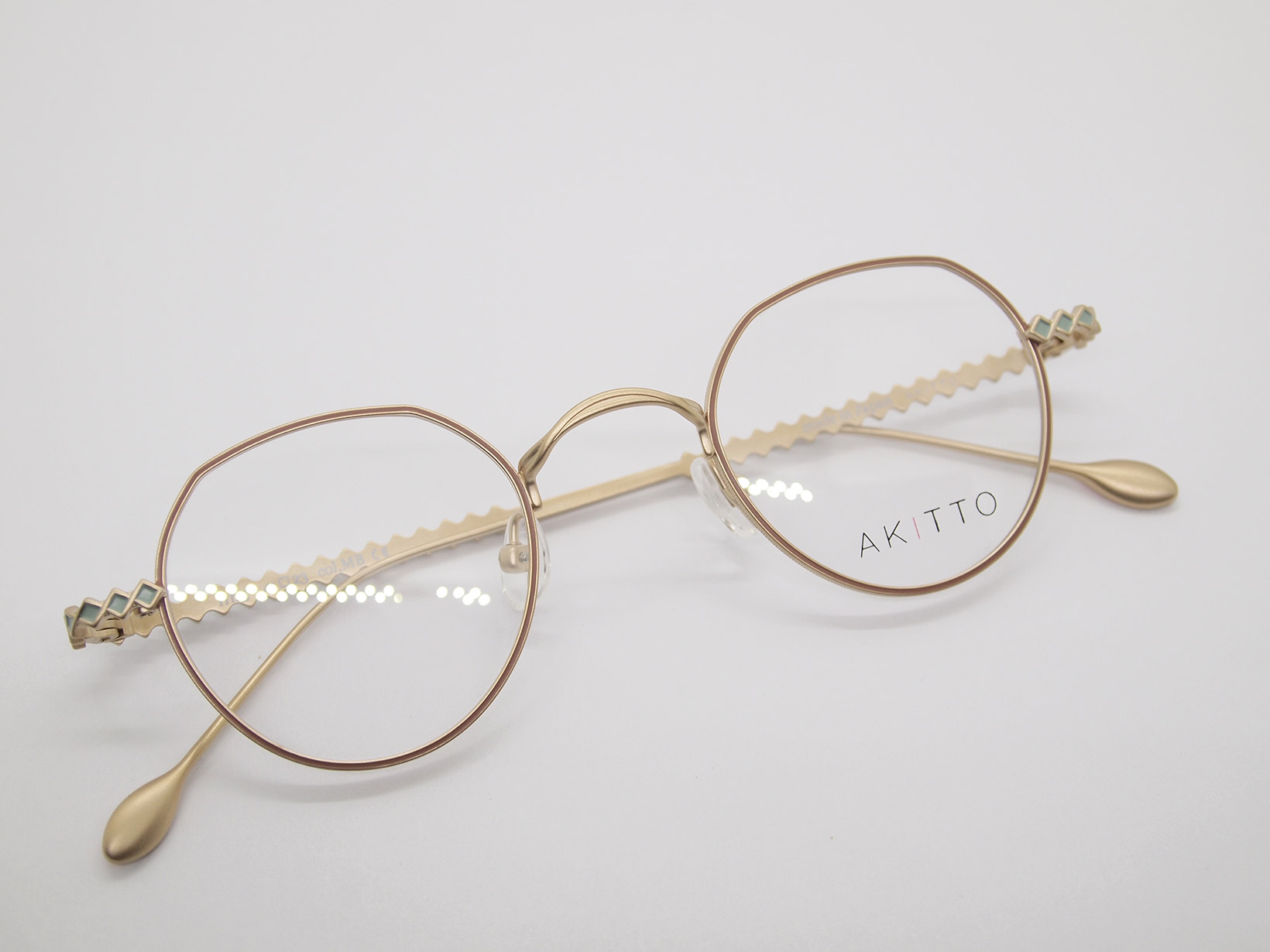 AKITTO 2021-4th lin3 color MB size:41□23 material:titanium+enamel price:¥48,950-(税込み)